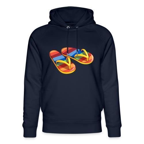 Flip flops - bio - Uniseks bio-hoodie van Stanley & Stella