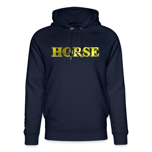 Horsegirl Reiten Pferde Geschenk - Unisex Bio-Hoodie von Stanley & Stella