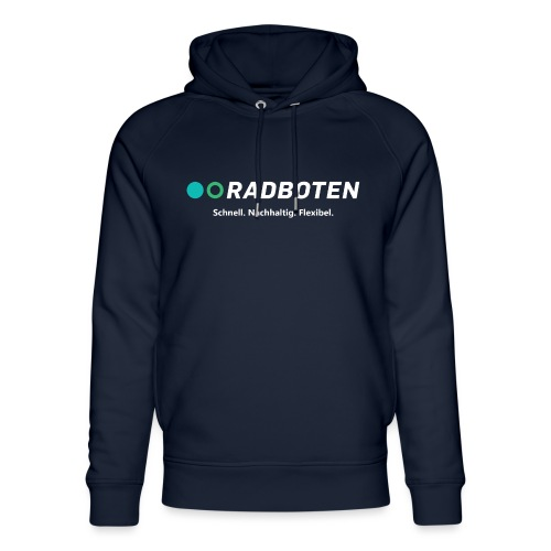 Radboten Classics - Unisex Bio-Hoodie von Stanley & Stella