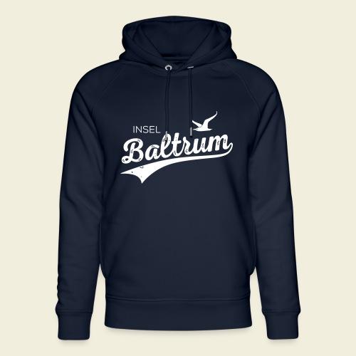 Baltrum-Logo Möwe - Unisex Bio-Hoodie von Stanley & Stella