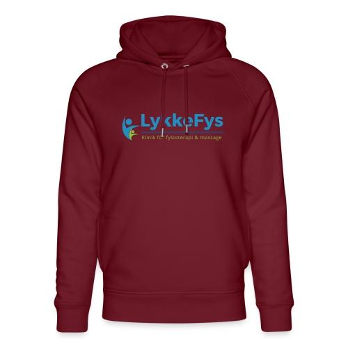 Lykkefys Esbjerg - Stanley & Stella unisex hoodie af økologisk bomuld