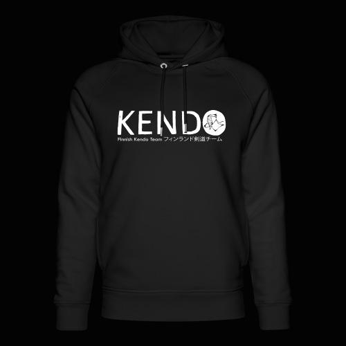Finnish Kendo Team Text - Stanley & Stellan unisex-luomuhuppari