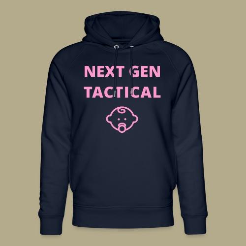 Tactical Baby Girl - Uniseks bio-hoodie van Stanley & Stella