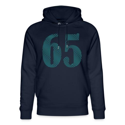 65WAVE - Stanley & Stella unisex hoodie af økologisk bomuld