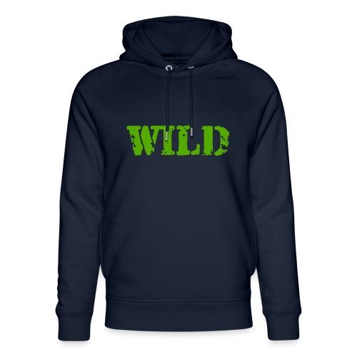 wild - Felpa con cappuccio ecologica unisex di Stanley & Stella