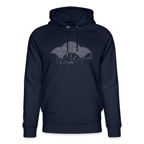 European Fan White - Uniseks bio-hoodie van Stanley & Stella