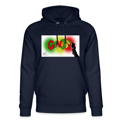 Ganja - Stanley & Stella unisex hoodie af økologisk bomuld