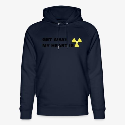 RadioActive - Ekologiczna bluza z kapturem typu unisex Stanley & Stella