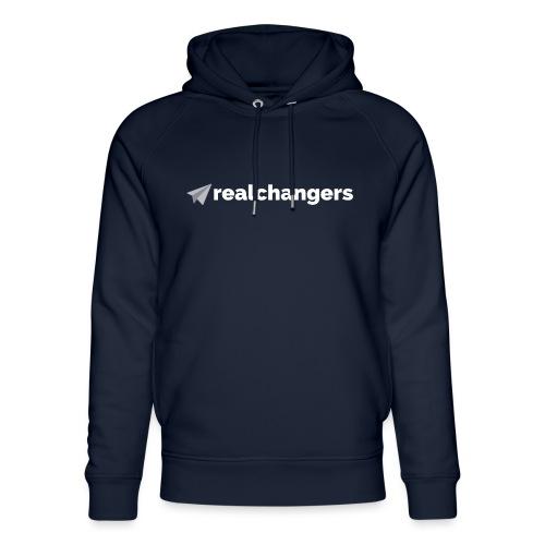 realchangers - Unisex Organic Hoodie by Stanley & Stella