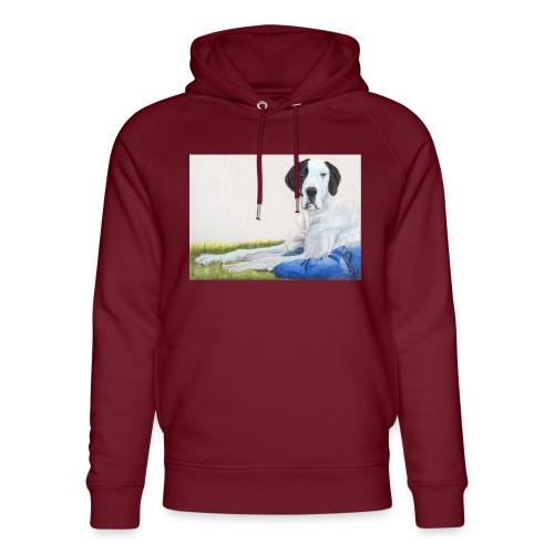 Grand danios harlequin - Stanley & Stella unisex hoodie af økologisk bomuld