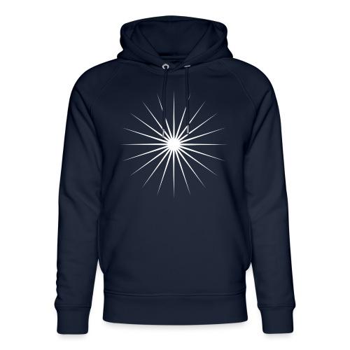Universele Ster - Uniseks bio-hoodie van Stanley & Stella