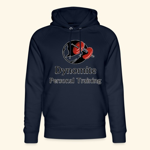 Dynomite Personal Training - Unisex Organic Hoodie by Stanley & Stella
