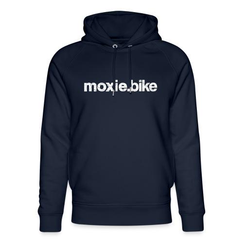 moxie.bike contour lines - Unisex Organic Hoodie by Stanley & Stella