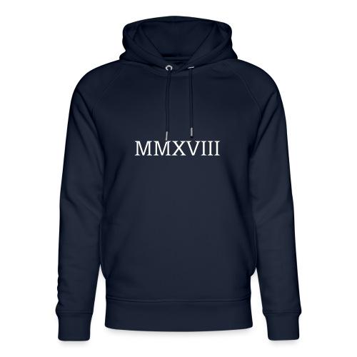 MMXVII - design - Sweat à capuche bio Stanley & Stella unisexe