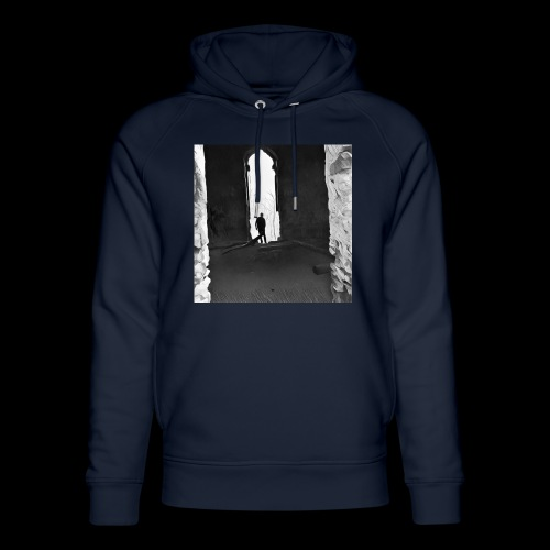 Misted Afterthought - Unisex Organic Hoodie by Stanley & Stella