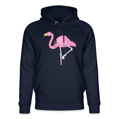 Flamingo - Uniseks bio-hoodie van Stanley & Stella