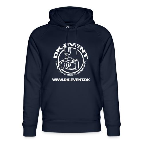 hvid trans - Stanley & Stella unisex hoodie af økologisk bomuld