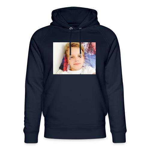 first design - Stanley & Stella unisex hoodie af økologisk bomuld