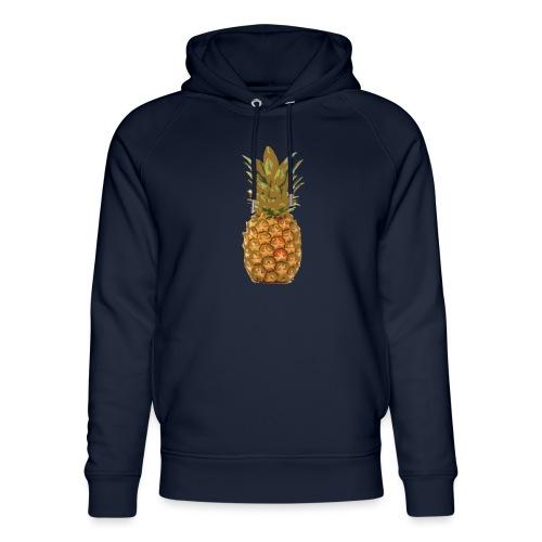 Ananas large - Sweat à capuche bio Stanley & Stella unisexe