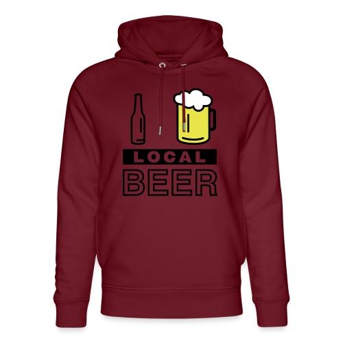 I Love Local Beer - Unisex Bio-Hoodie von Stanley & Stella