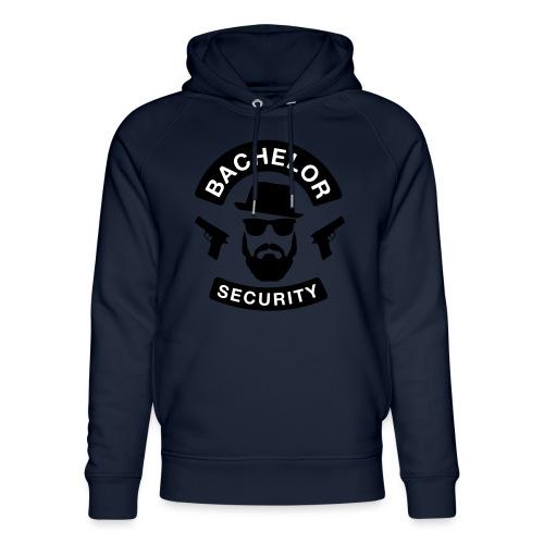 Bachelor Security - JGA T-Shirt - Bräutigam Shirt - Unisex Bio-Hoodie von Stanley & Stella