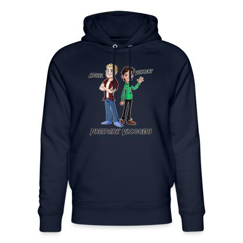 Hessel_Vincent - Uniseks bio-hoodie van Stanley & Stella