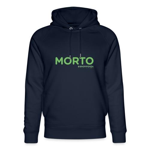 MORTO - Felpa con cappuccio ecologica unisex di Stanley & Stella