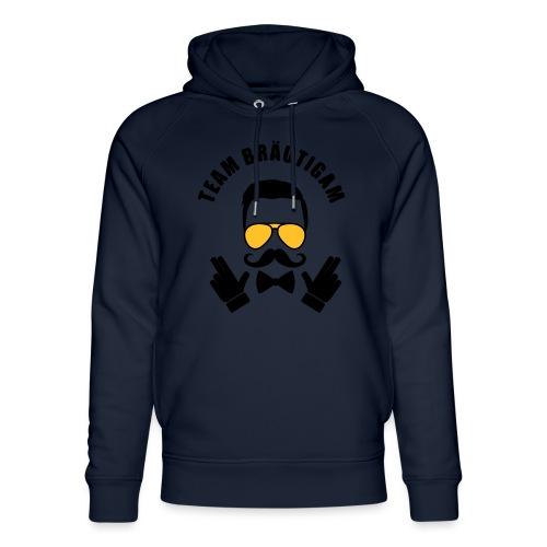 Team Bräutigam - JGA T-Shirt - Bachelor Shirt - Unisex Bio-Hoodie von Stanley & Stella