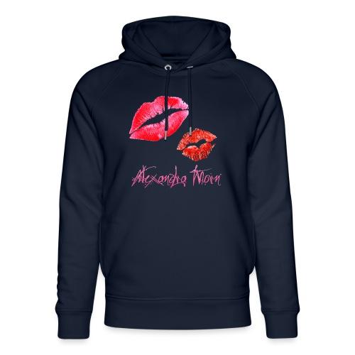 kisses Alexandra Thorn Male V neck - Uniseks bio-hoodie van Stanley & Stella