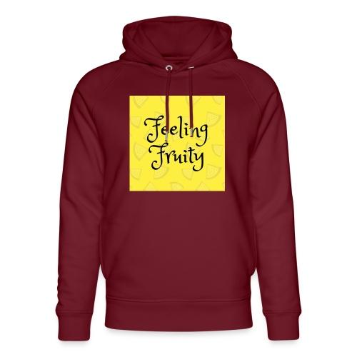 FeelingFruity tops - Unisex Organic Hoodie by Stanley & Stella