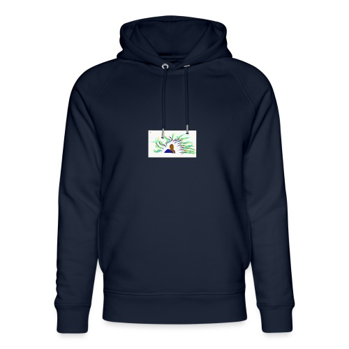 Project Drawing 1 197875703 - Unisex Organic Hoodie by Stanley & Stella