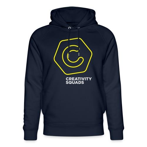 CreativitySquads 002 - Stanley & Stellan unisex-luomuhuppari