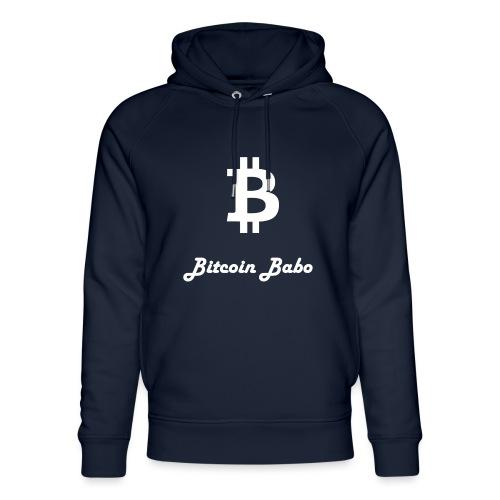 Bitcoin Babo - Unisex Bio-Hoodie von Stanley & Stella