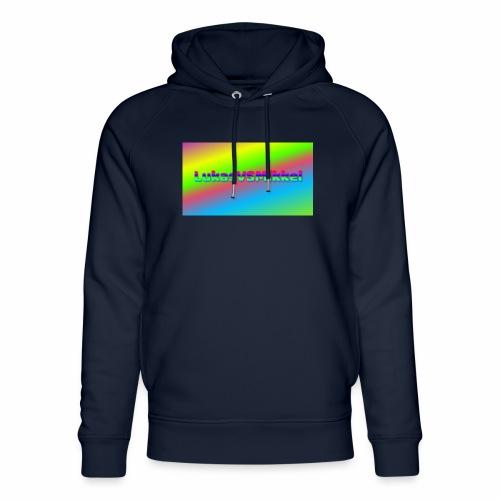 LukasVSMikkel Logo - Stanley & Stella unisex hoodie af økologisk bomuld