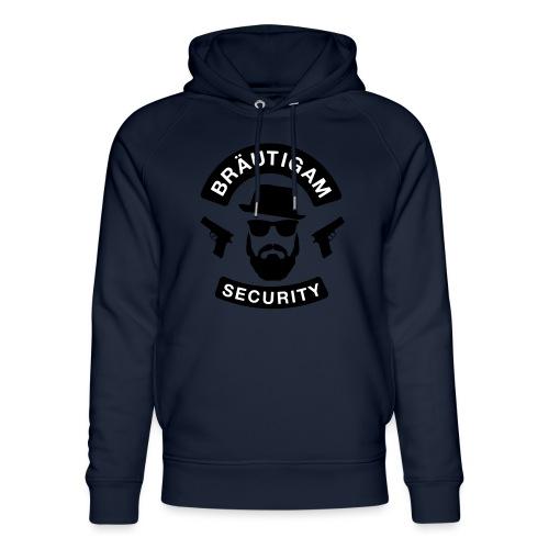 Bräutigam Security - JGA T-Shirt - Bräutigam Shirt - Unisex Bio-Hoodie von Stanley & Stella