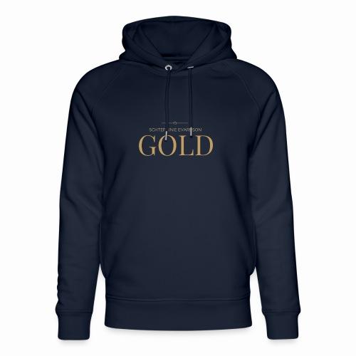 Schtephinie Evardson: Ultra Premium Gold Edition - Unisex Organic Hoodie by Stanley & Stella