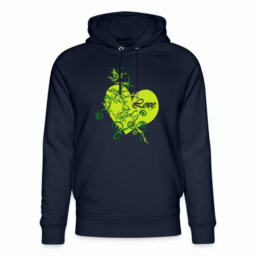 Green Love - Unisex Bio-Hoodie von Stanley & Stella