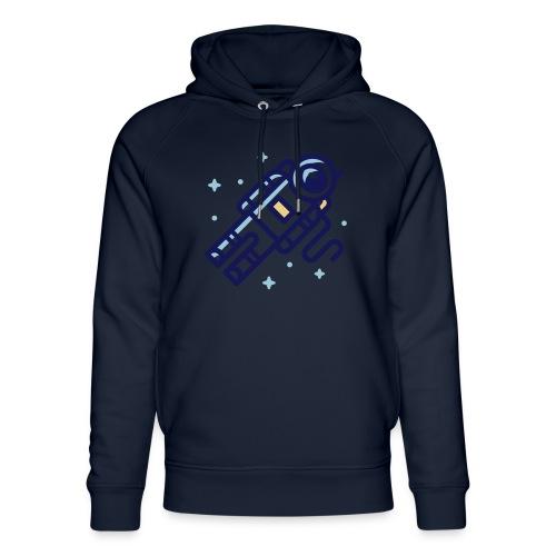 Space Astrounaut - Uniseks bio-hoodie van Stanley & Stella