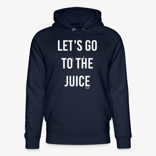 let s go to the juice - Felpa con cappuccio ecologica unisex di Stanley & Stella
