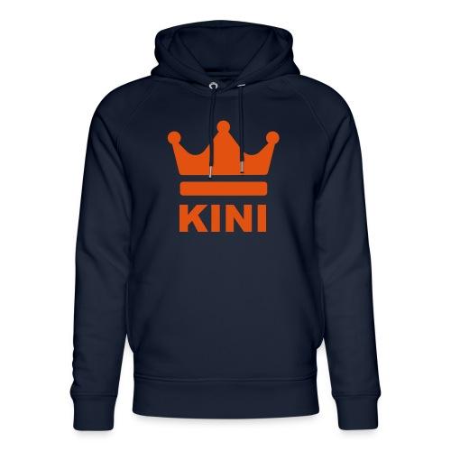 KINI ist König - Unisex Bio-Hoodie von Stanley & Stella
