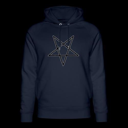 Pentagram4 png - Unisex Bio-Hoodie von Stanley & Stella