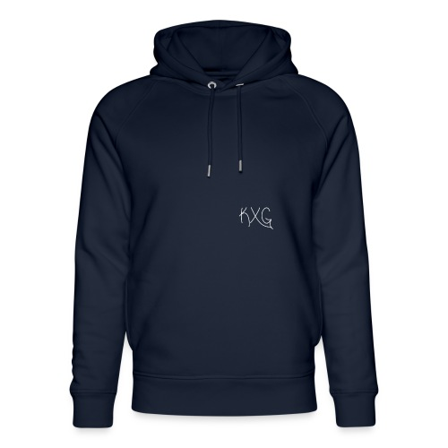 KXGlogo png - Uniseks bio-hoodie van Stanley & Stella