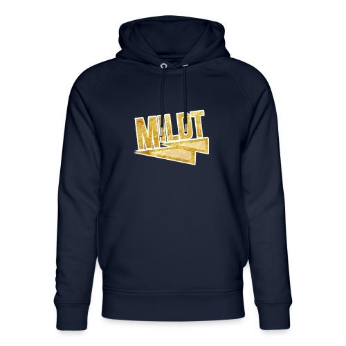 MILDT Gouden Mannen Shirt - Uniseks bio-hoodie van Stanley & Stella