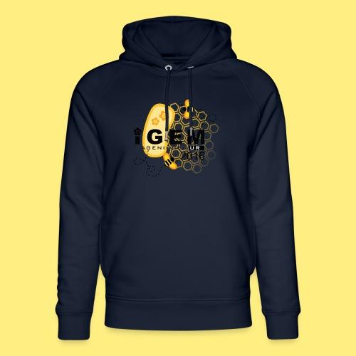 Logo - shirt men - Uniseks bio-hoodie van Stanley & Stella