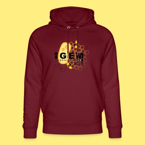 Logo - mug - Uniseks bio-hoodie van Stanley & Stella