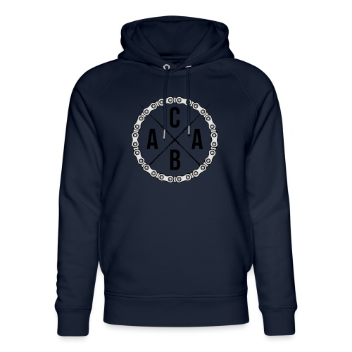 ACAB All Cyclists Are Beautiful - Unisex Bio-Hoodie von Stanley & Stella