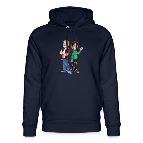 Hessel_Vincent_2 - Uniseks bio-hoodie van Stanley & Stella