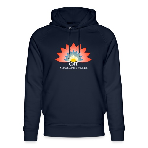 Support Renewable Energy with CNT to live green! - Unisex Organic Hoodie by Stanley & Stella
