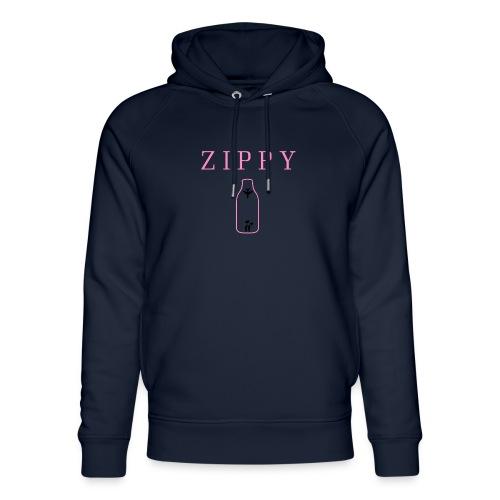ZIPPY 3 - Sudadera con capucha ecológica unisex de Stanley & Stella