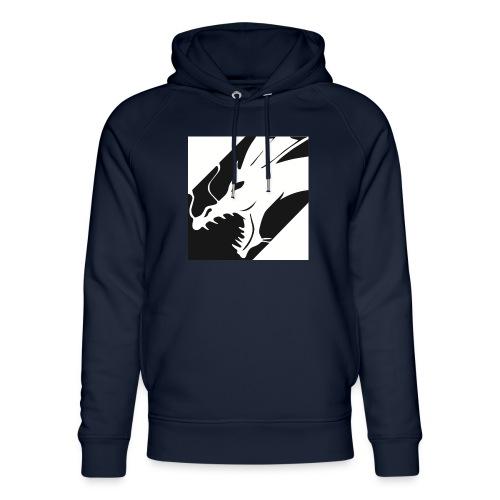 Dragon White Mok - Uniseks bio-hoodie van Stanley & Stella